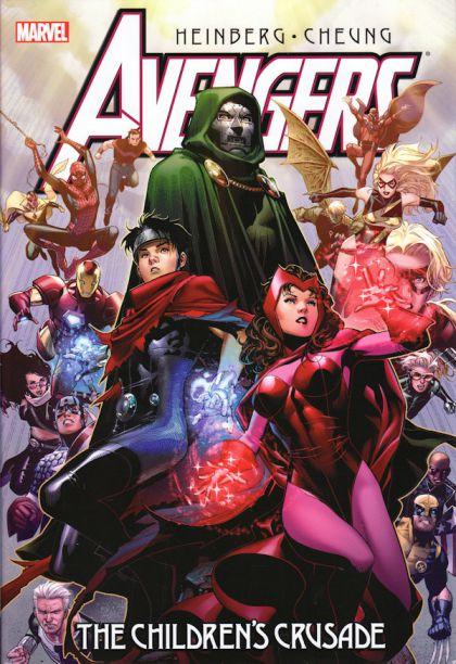 AvengersTheChildrensCrusade Cover